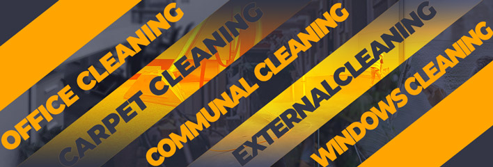 communal cleaning services